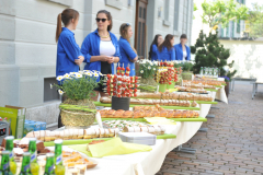 Hochzeits-Apéro für 200 Personen vom Appezöller Hoflädeli